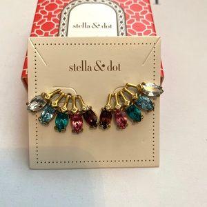 Stella & Dot Pixie Earrings